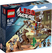 LEGO Movie Ontsnappings Glider - 70800