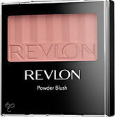Revlon Blush Pop Up Mirror - 02 Tawny Peach - Bronzingpoeder & Blush