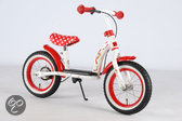 Minnie Mouse - Loopfiets - Wit