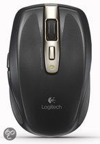 Logitech Anywhere Mouse MX - Zwart