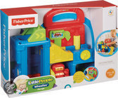 Fisher-Price Little People Wheelies Garage