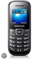 Samsung E1200 - Zwart