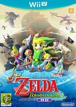 Foto van The Legend Of Zelda: The Windwaker HD
