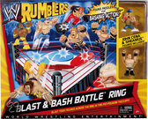 WWE Rumblers Blast & Bash Battle