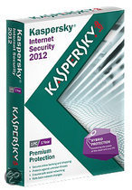 Kaspersky Internet Security 2012 - 3 Desktops / 15 maanden / Nederlands / Frans
