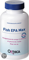 Orthica Fish EPA Max Softgels 60 st