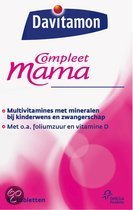 Davitamon Compleet Mama - 60 st - Multivitaminen