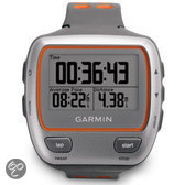 Garmin Forerunner 310XT - GPS Sporthorloge - Grijs/Oranje