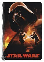 Star Wars notitieboek A4