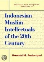 Indonesian Muslim Intellectuals of the Twentieth Century