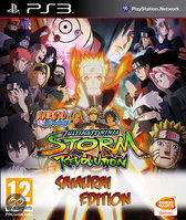 Naruto Shippuden Ultimate Ninja Storm Revolution (Samurai Collector's Edition)