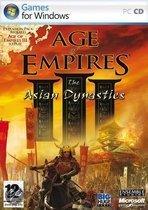 Age Of Empires 3 - Asian Dynasties (add-on)