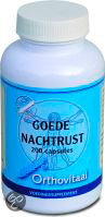 Orthovitaal Goede Nachtrust - 120 Capsules