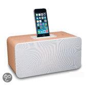 Pioneer XW-BTS7-Q - Bluetooth speaker - Wit