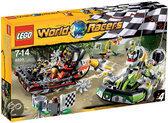 LEGO World Racers Krokodillenmoeras - 8899