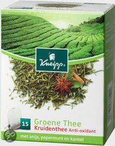 Kneipp Kruidenthee Groene Thee - 15 st