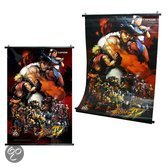 MadCatz Street Fighter IV Poster