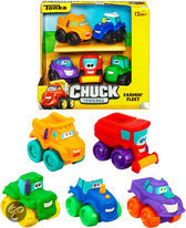 Playskool Chuck Mini 5 Pack Asst