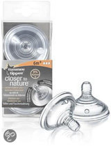 Tommee Tippee - Closer to Nature Flesspeen - 6 mnd+