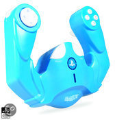 Kidzplay Wireless Motion Wheel Blauw Official Licensed PlayStation 3