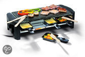 DOMO Steengrill/Groumet-racletteset DO9039G