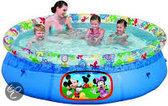 Bestway Opblaasbaar Zwembad - Disney Mickey Mouse - 244x66 cm