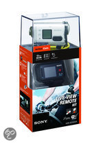 Sony HDR-AS100VR - Action Camera - Remote Kit