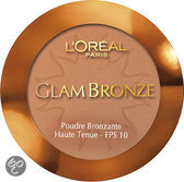 L'Oreal Paris Glam Bronze - 01 Golden Sun - Bronzingpoeder & Blush