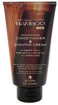 Alterna Bamboo Men Nourishing Conditioner & Shaving Cream- 250 ml - Scheerlotion