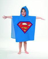 Superman - Badcape - Blauw