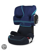 Cybex Solution X2 - Autostoel - Ocean - navy blue