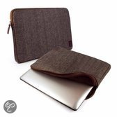 Herringbone Tweed protective sleeve case cover for 15 inch