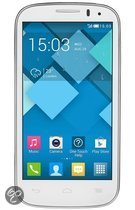 Alcatel One Touch Pop C5 - Wit