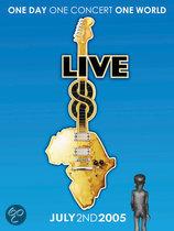 Live 8 (4DVD)