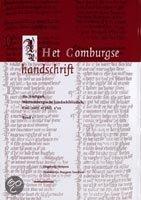 Het Comburgse handschrift / druk 1