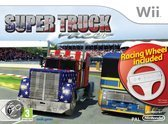 Super Truck Racer + Racing Wheel