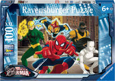 Ravensburger Ultimate Spiderman: Ultimate adventure - Kinderpuzzel