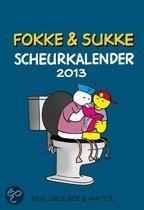 Fokke & Sukke scheurkalender 2013