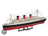 Revell Boot Queen Mary - Bouwpakket - 1:570