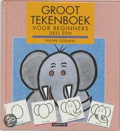 Groot Tekenboek Voor Beginners Dl 1
