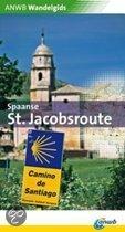 Wandelgids Spaanse St.Jacobsroute / druk Heruitgave