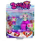 Zoobles Twobles: buckey &amp  lobby