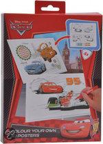 Disney Pixar Cars 3D Posters