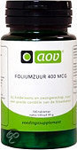 Aov Foliumzuur 400mcg