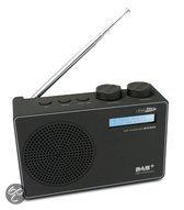 Caliber HPG315D - Draagbare DAB+ / FM radio - Zwart