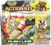 Lanard The corps action kit terra team rush line