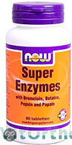 Now Super Enzymen Tabletten 90 st