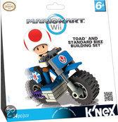 K'NEX Mario Kart Wii Bike - Toad