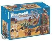 Playmobil Indiaantjes met Dieren - 5252