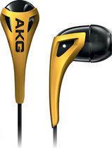 AKG K330 - In-ear oordopjes - Geel/Zwart